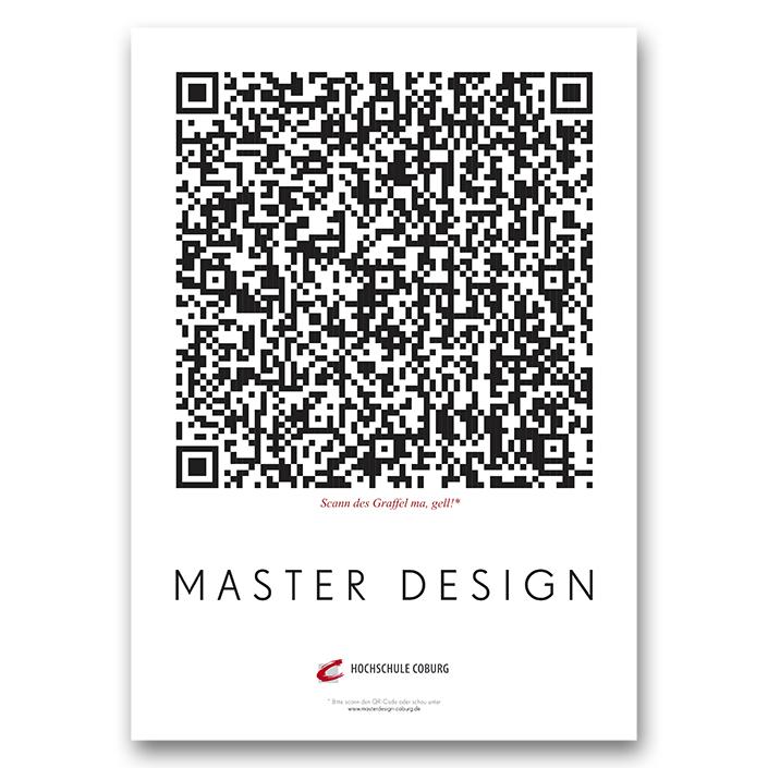 Master Design Plakat